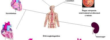 a magas vérnyomás osztályozása skizofrénia és magas vérnyomás