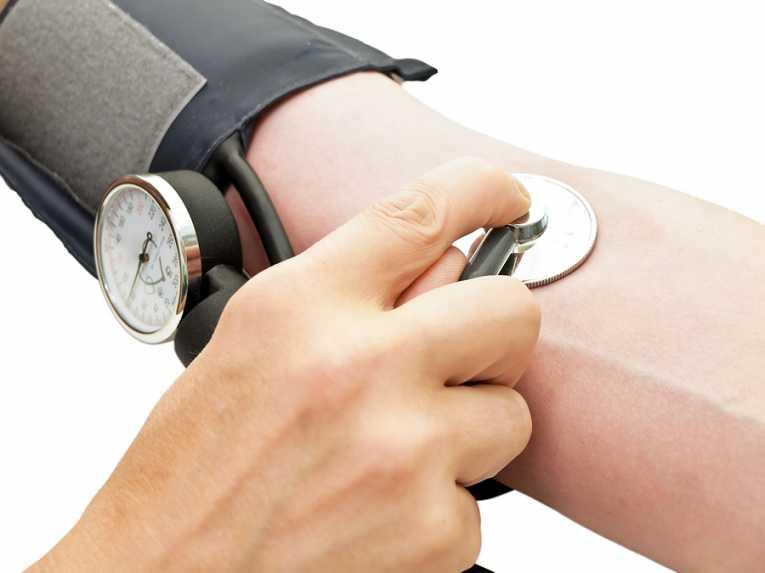 magas vérnyomás diagnosztizálásakor