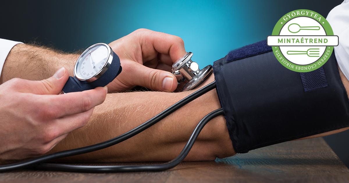 pokol magas vérnyomás diéta