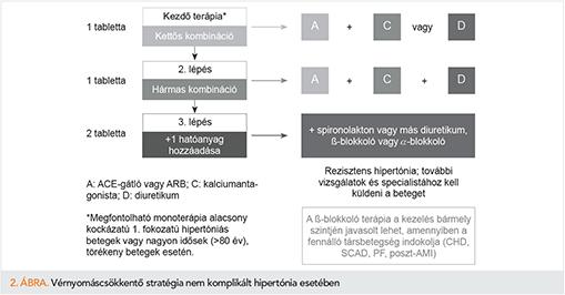 a hipertónia kezelésének hármas kombinációja hogyan lehet megszabadulni a magas vérnyomás nyomásától