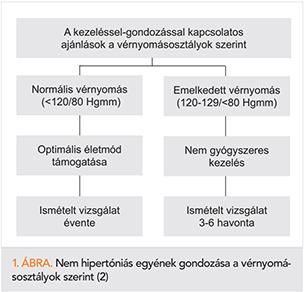 hipertónia érvényességi kategória magas vérnyomás mutatói