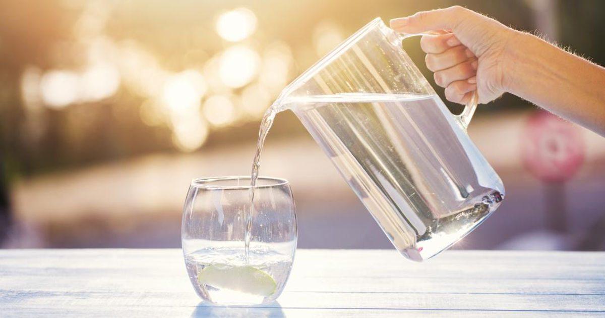 ivóvíz és magas vérnyomás mekkora a szív és a magas vérnyomás terhelése