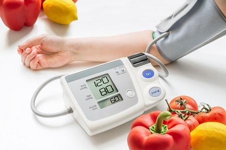 diéta 2-es típusú cukorbetegség magas vérnyomás