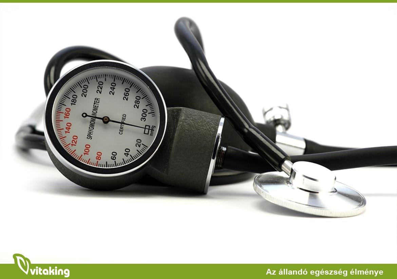 magas vérnyomás esetén a vérnyomás hirtelen csökkent