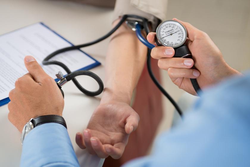 Borjomi magas vérnyomás
