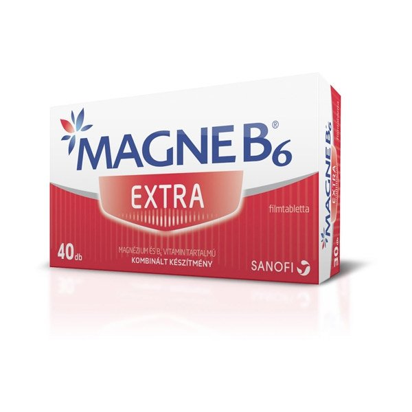 Magne B6 bevont tabletta, stresszoldбs - Unipatika
