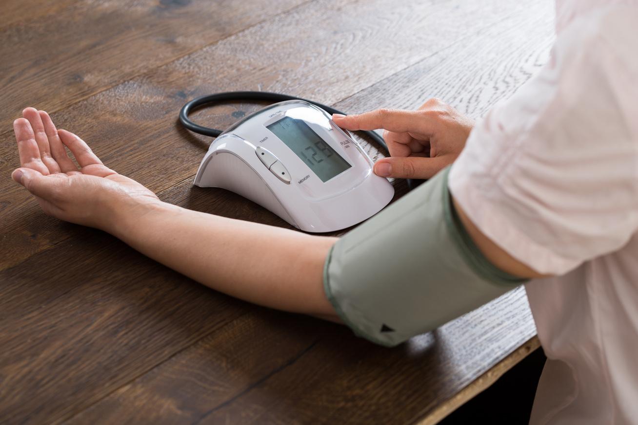 gyors járás és magas vérnyomás