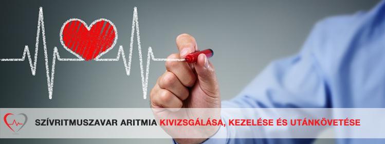 magas vérnyomás és ritmuszavar diagnózis