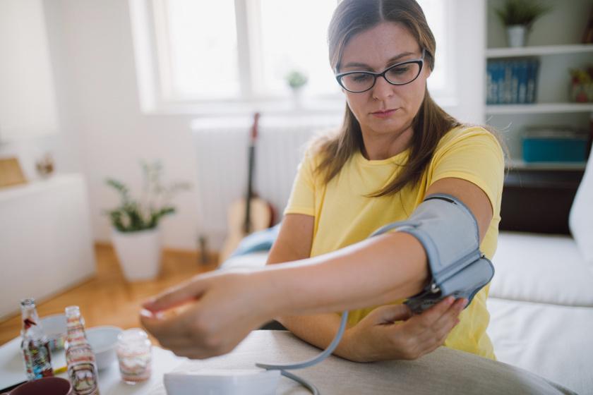 lehetséges-e kardiogrammal meghatározni a magas vérnyomást