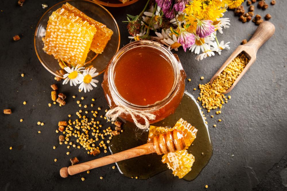 a méz használata magas vérnyomás esetén magas vérnyomás fájdalom a fej hátsó részén
