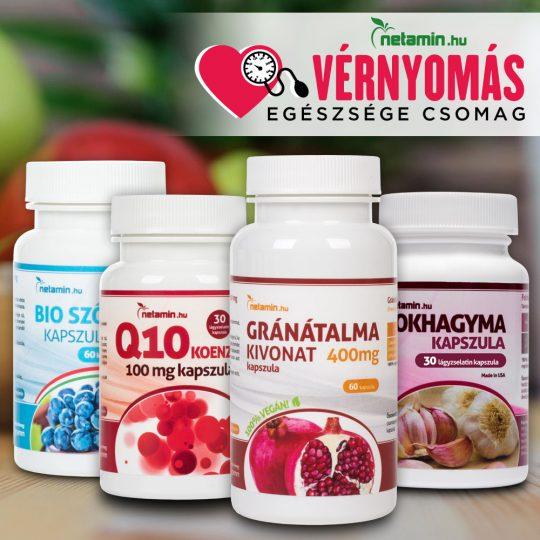 koenzim a magas vérnyomás kezelésére