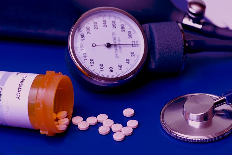 a magas vérnyomás vízzel történő kezelésének módszerei