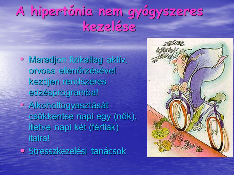 a hipertónia nem hagyományos kezelése magas vérnyomás hipotenzió tünetei