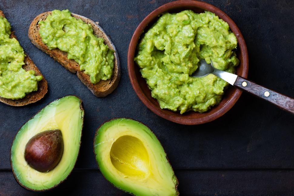 avokádó magas vérnyomás a magas vérnyomás azonnal eltűnik ha reggel iszik