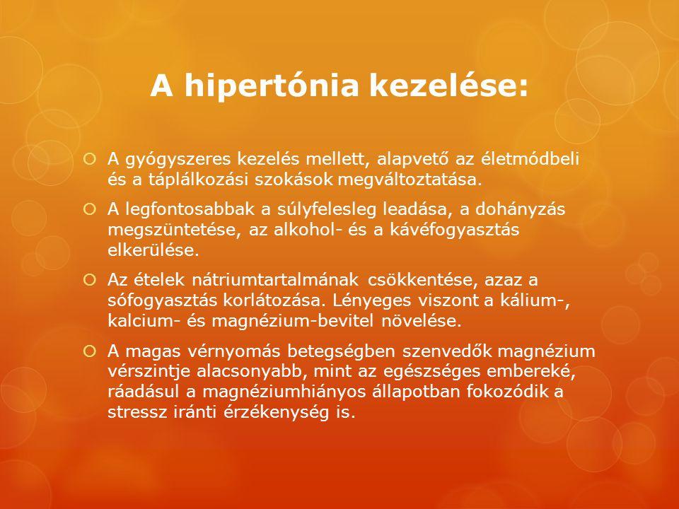 kalcium-magnézium hipertónia
