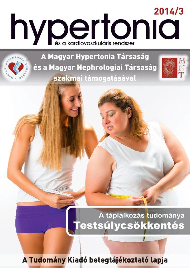 cukorbetegség és táplálkozási hipertónia önsegély magas vérnyomás esetén