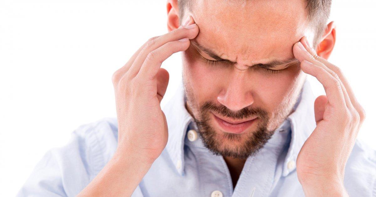 nincs fejfájás magas vérnyomás esetén magas vérnyomás és kálium készítmények