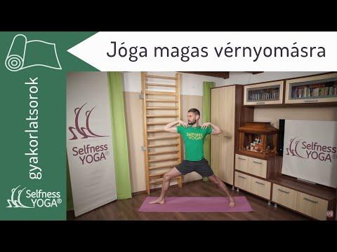 3 könnyű, pihentető jógapóz magas vérnyomás ellen