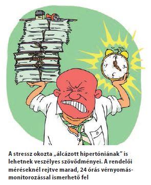 a magas vérnyomás okának kezelése
