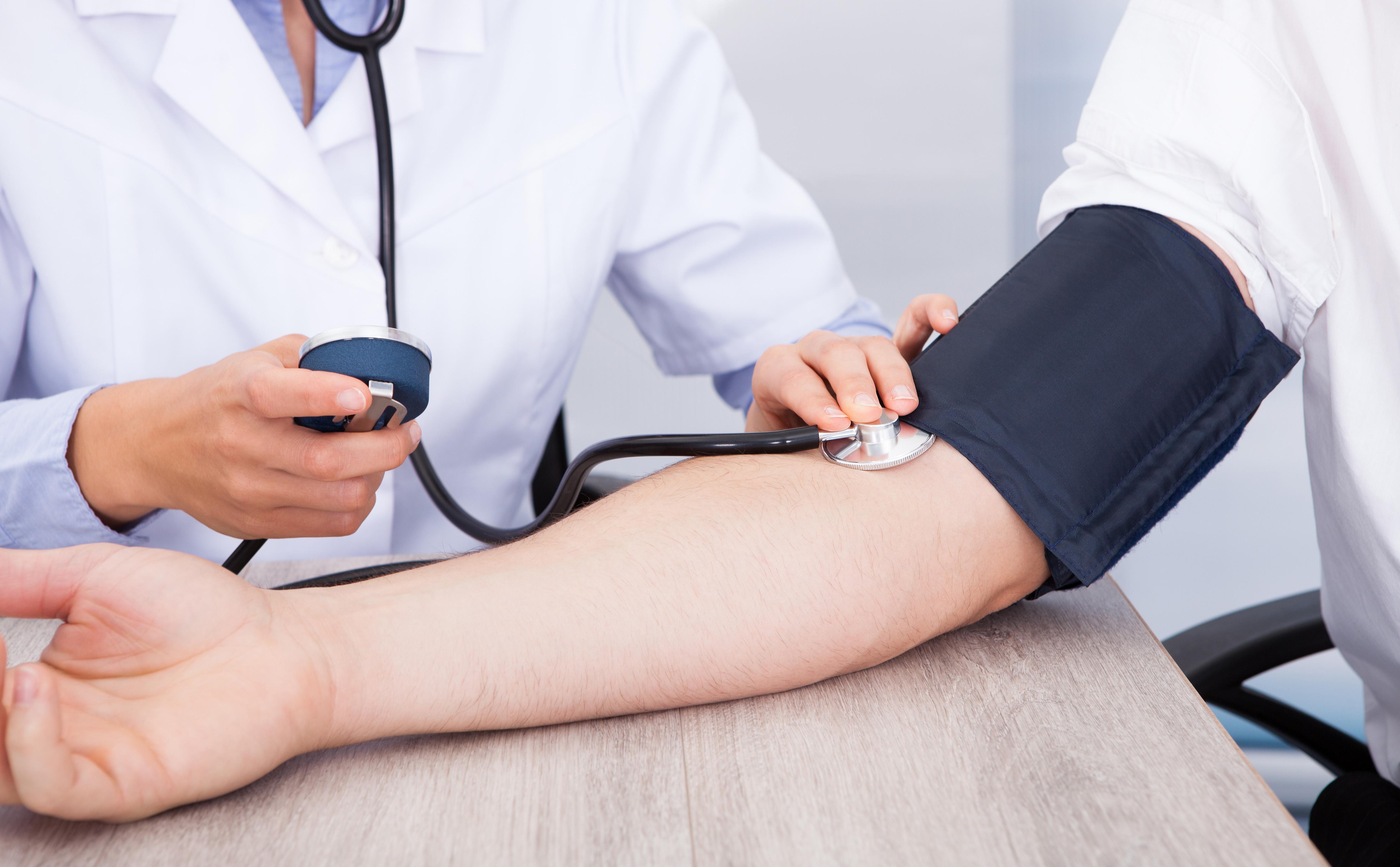 IHC 2 fokozatú magas vérnyomásban