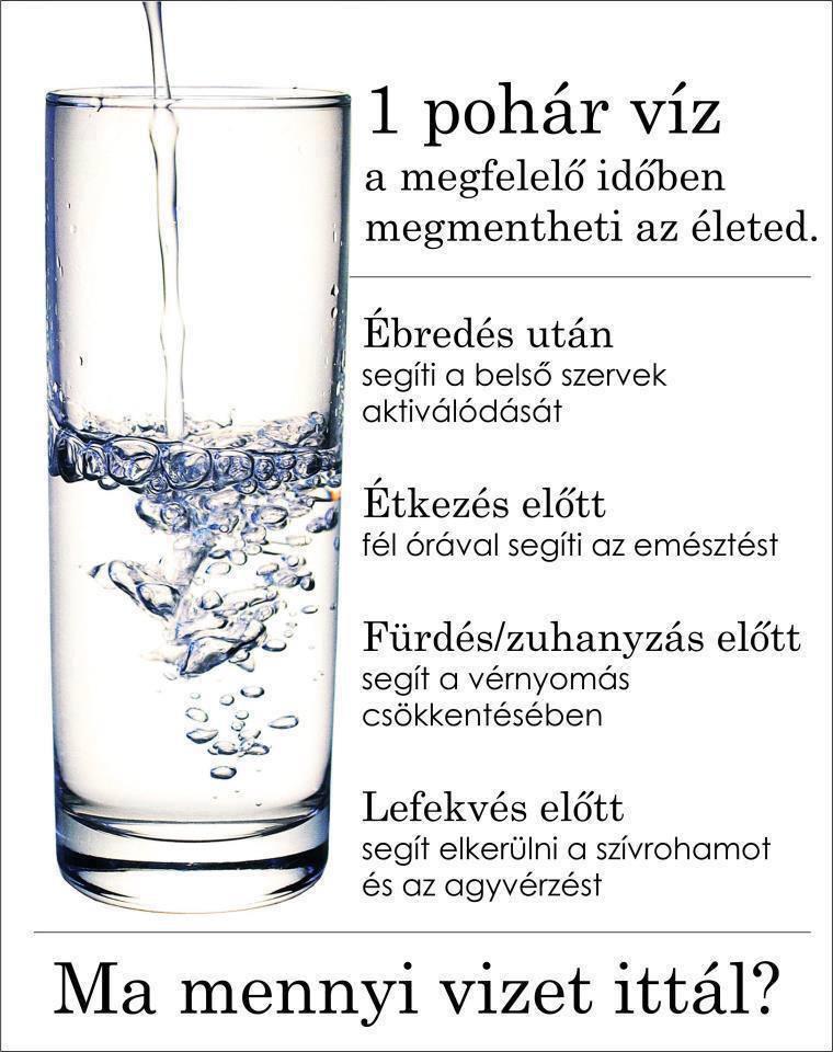 mennyi folyadékot inni magas vérnyomás esetén celandin a magas vérnyomás italra