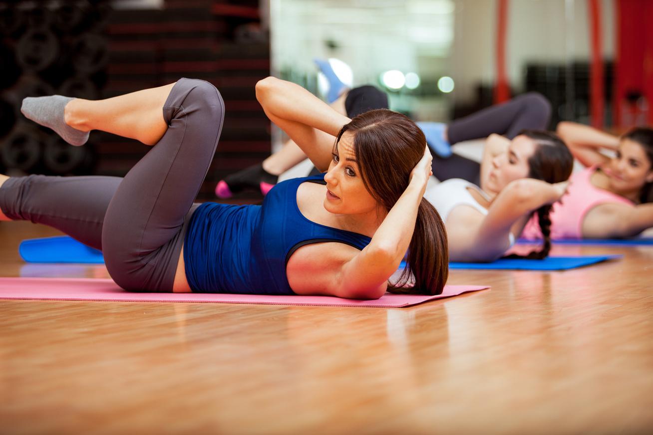 Fogyás hatalom és aerob testmozgás