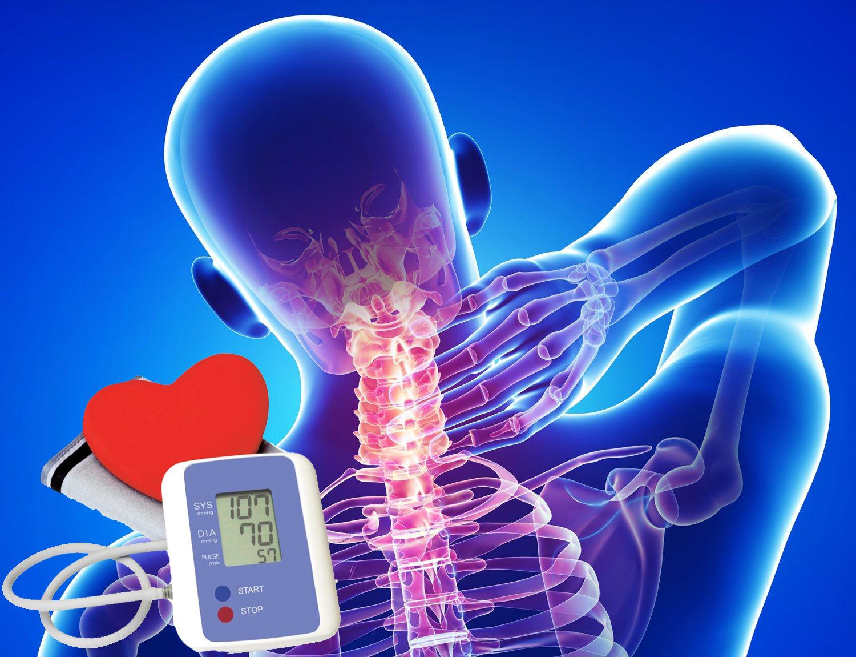 osteochondrosis okozta magas vérnyomás a halolaj magas vérnyomásának előnyei