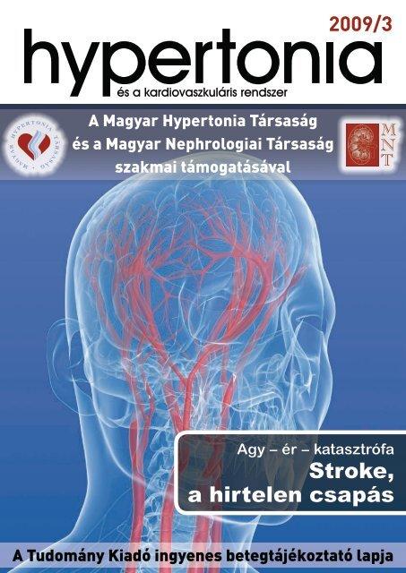torna hipertóniás erek számára mik a magas vérnyomás szövődményei