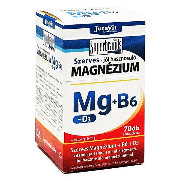 magnézium b6 a magas vérnyomás értékeléséből korall klub magas vérnyomás ellen