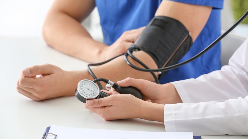 milyen nyomásra van szükség a magas vérnyomáshoz