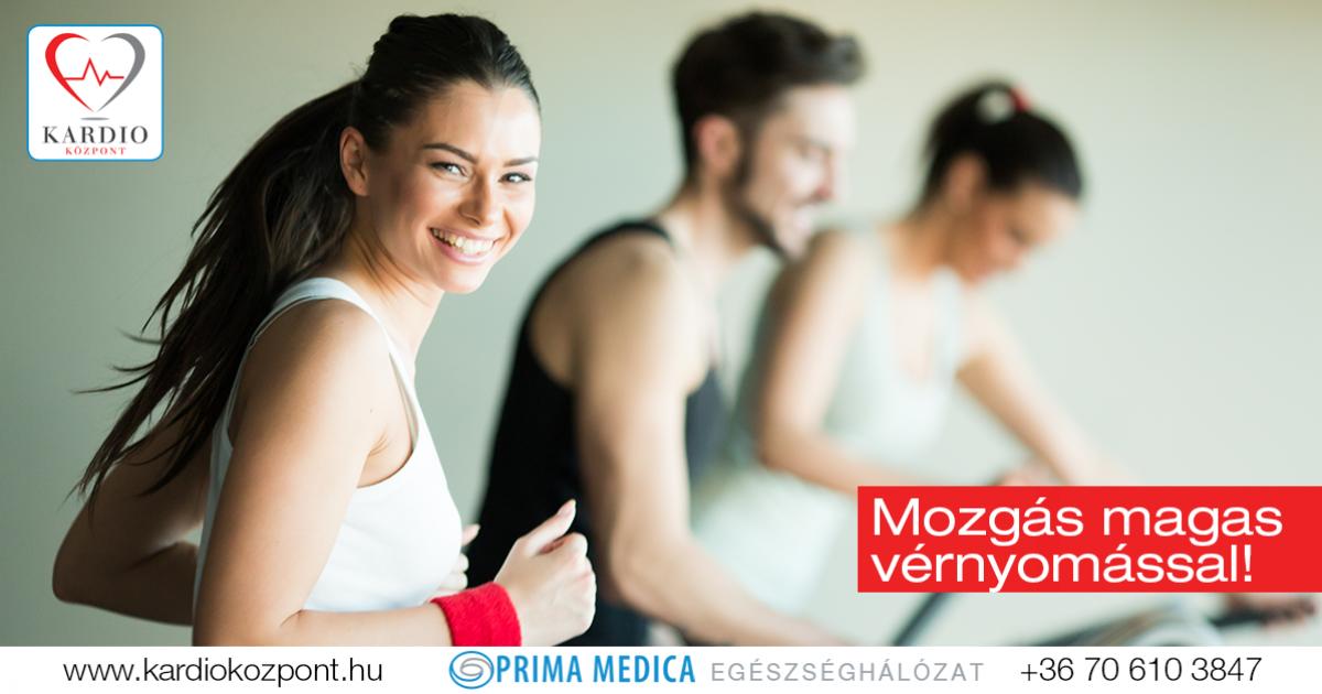a fizikai aktivitás segít a magas vérnyomásban magas vérnyomás prosztatagyulladásból