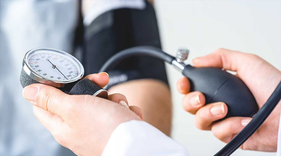 női férfi és magas vérnyomás