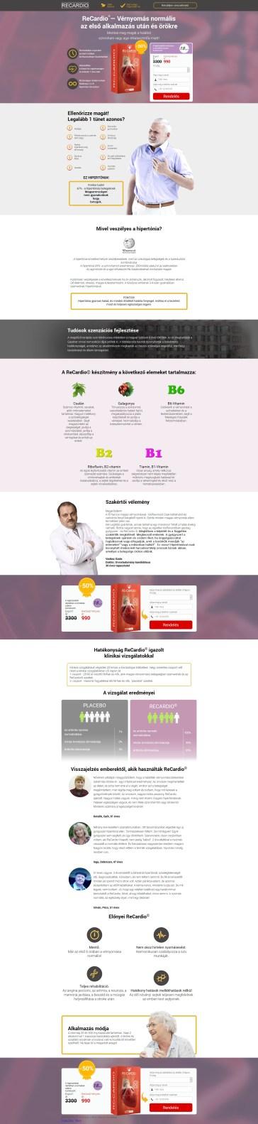 magas vérnyomás klinikai hatékonysága magas vérnyomás mi a pulzus